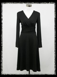dress190 BLACK 40s 50s MARILYN MONROE STYLE ROCKABILLY RETRO VINTAGE