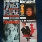 Entertainment Weekly 4 1993 Jodie Foster Murray Michael Fox Whitney