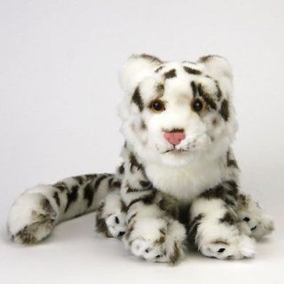 New Real Series Stuffed Baby Snow Leopard Plush from Japan Best as