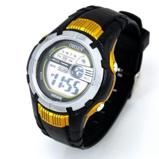 NEW Transformers Hornet SPORTS WATCH fashion SPECIAL digital watch xun