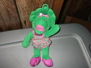 Collectible Barney the Dinosaur BATHTIME BABY BOP Fisher Price GC