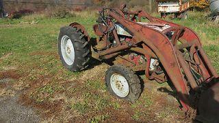 Antique Ford Tractors