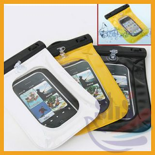 Waterproof Case Dry Bag Swimming Pouch for iPhone 4S iPod MP4 Phone