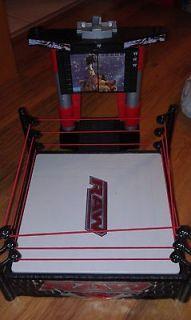 WWE MATTEL LIGHTS AND SOUND WRESTLING RING ENTRANCE RAMP WWF RYBACK