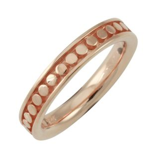 ARGENTO Stacking Rings 50% SALE Rose Gold Plated Ring