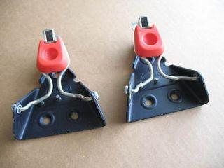 Vg++/Ex Pair Vintage ERO 50mm 3 Pin Cross Country Ski Bindings