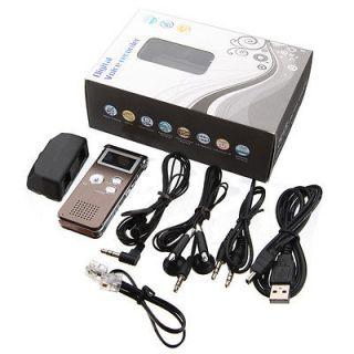 Digital Voice Recorder Recording Audio sound Dictaphones Portable Mini