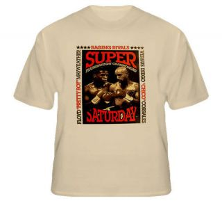 Diego Corrales Floyd Mayweather Boxing T Shirt