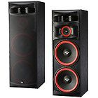 VEGA XLS 215 DUAL 15 WOOFER 1 FLOORSTANDING Home Audio Tower Speaker