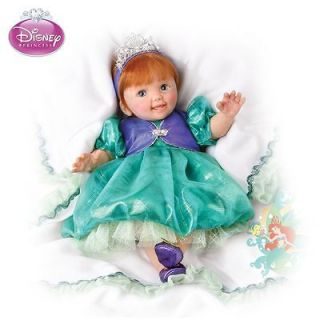 Ashton Drake Disney Oceans Of Dreams Lifelike Musical Baby Doll
