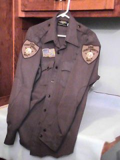 Pre 1982 Ashe County NC Deputy Sheriff Shirt