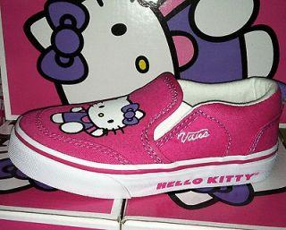 VANS hello kitty KIDS SHOES Asher KIDS SIZE US10.5~3/UK10~ 2.5