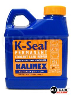 SEAL BY KALIMEX HEAD GASKET COOLING SYSTEM REPAIR K SEAL RADWELD