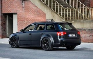 STYLE BLACK 5X112 WHEEL FIT AUDI A4 B4 B5 B6 A5 A6 A7 A8 S4 S5 Q5 RS4