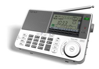 Sangean ATS 909X Shortwave Radio   New Wide FM Version