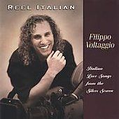 Filippo Voltaggio , Audio CD, Reel Italian Love Songs from the Silver