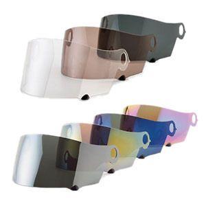 Suomy Vandal Helmet Shield Iridium Mirror