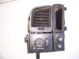 Chevy headlight switch 99 06 (Fits 2001 Chevrolet Tahoe)
