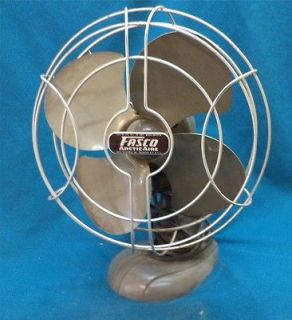 Fasco 10 Fan Vintage Arcticaire Electric Fan Runs Model AN 201 A