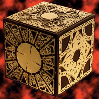 Newly listed NEW Hellraiser Movie Pinhead Chinese Puzzle Cube Box