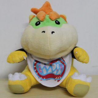 Super Mario World 2 Plush Toy Baby Bowser Stuffed Animal Doll 6