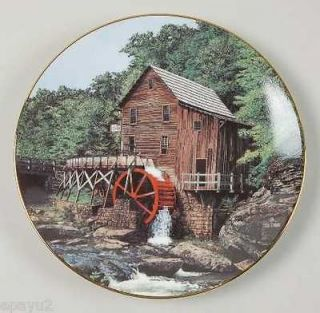 Knowles Glade Creek Grist Mill by CRAIG TENNANT The old mill stream