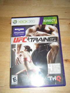 Newly listed UFC Personal Trainer The Ultimate Fitness System (Xbox
