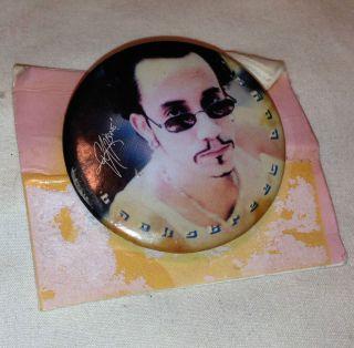 Backstreet Boys Lapel Hat Pin Pinback