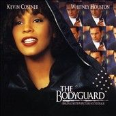 Whitney Houston    CD   The Bodyguard  Ori ginal Soundtrack Album
