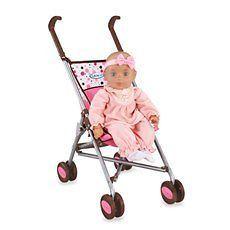 Graco Baby Doll Pink Umbrella Stroller, Graco Baby Doll Pink Umbrella