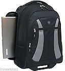 TRAVELERS CLUB 19 ROLLING BACKPACK W/ SIDE PADDED LAPTOP COMPARTMENT