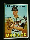 JIM PALMER 1967 TOPPS #475 SP VG BALTIMORE ORIOLES