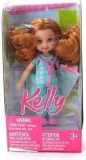 Barbie Kelly Career Cute Doll Mattel Complete Set Sweet Nurse Kelly