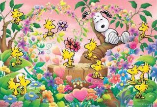 Apollo sha Jigsaw Puzzle 3 822 Peanuts Snoopy Happy Proposal (300
