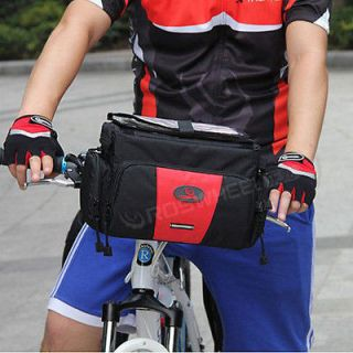 Cycling Bicycle handlebar bag Bike front basket waterproof For Camera