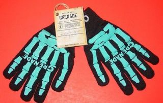 Skeleton Gloves Xray Gothic Costume Storage Wars Barry Weiss SICK