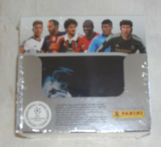 50 Packets  UEFA Champions League Adrenalyn XL Trading Cards 2012 2013
