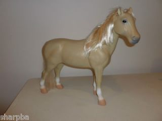 20 Battat White Horse 18 American Girl doll