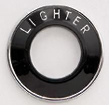 Size Chevrolet Lighter Bezel US Made (Fits 1956 Chevrolet Bel Air