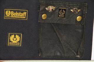 Belstaff LOGO Pin Badge SET TRIALMASTER