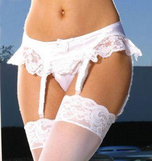 Womens Garter Belts
