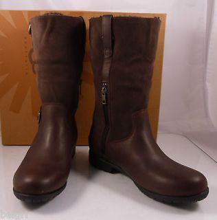 UGG Bellvue III women waterproof rain/snow boots in Espresso Style