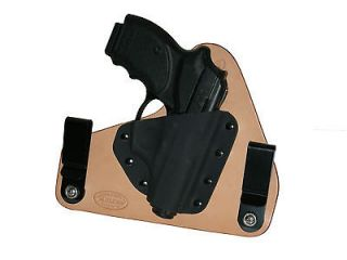 Bersa Thunder 380 CC (Concealed Carry) IWB Leather & Concealment