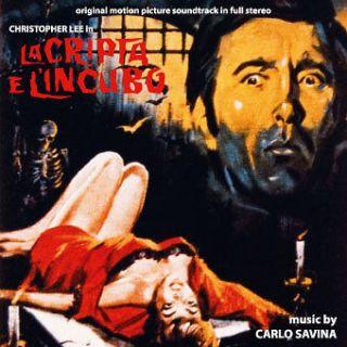 Carlo Savina La cripta e lincubo/Crypt of the Vampire Italia n Gothic