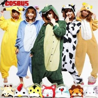 Japan Anime Kigurumi Pajamas Cosplay Costume Hollywood Party Funny