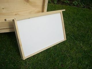 Dummy boards for national bee hive brood box