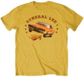 NEW Men Woman Adul Size Dukes Of Hazzard General Lee wo Wheels