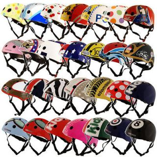 KIDDIMOTO Helmet   Evel Knievel   Small   Kids Child Bike Cycle BMX