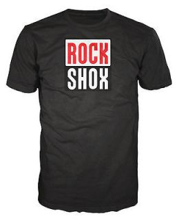 RockShox Rock Shox Bicycle Parts Mountain Bikes Extreme Sports T Shirt