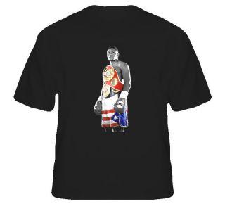 Felix Trinidad Boxing Puerto Rican Champ T Shirt